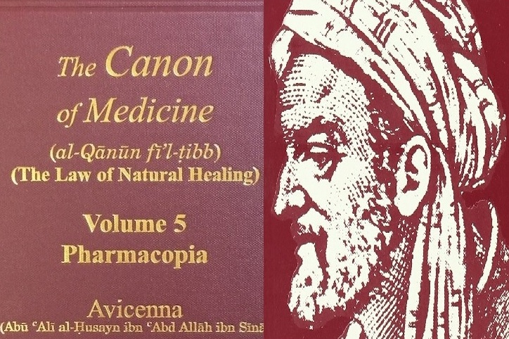 canon of medicine Avicenna's canon of medicine a characteristic of the science of medicine as expounded in the canon is the consideration of what may be termed cosmic factors in.